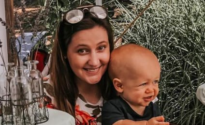 Tori Roloff Posts Picture of Son Covered in Poop