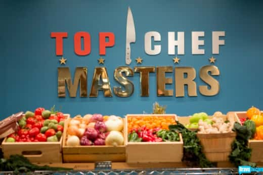 Top Chef Masters Logo