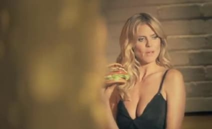 Heidi Klum Burger Ad: Behind the Scenes