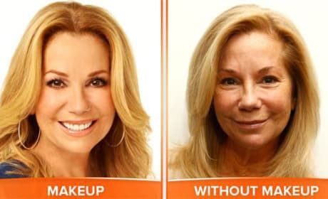 Kathie Lee Gifford: No Makeup!