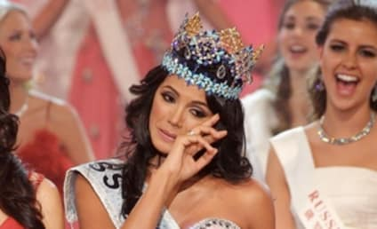 Ivian Sarcos Crowned Miss World