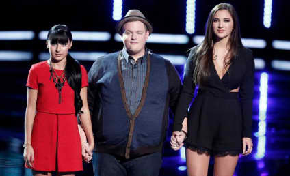 The Voice Results: A Top 12 Shocker!