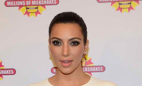 Do you like this dress on Kim Kardashian?