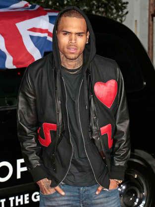 Chris Brown in Da House
