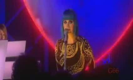 """Katy Perry Covers """"N---as in Paris"""" in UK"""