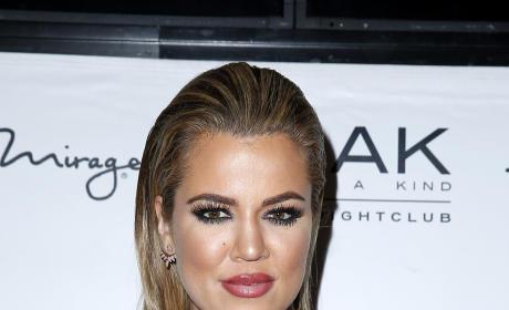 Khloe Kardashian Red Carpet Pic