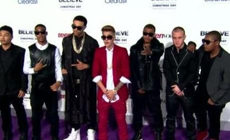 Justin Bieber Bodyguard: Arrested for Felony Theft