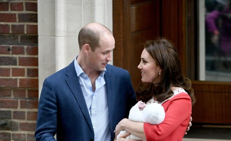 Kate Middleton Baby Name: What's the New Prince's Royal Moniker?