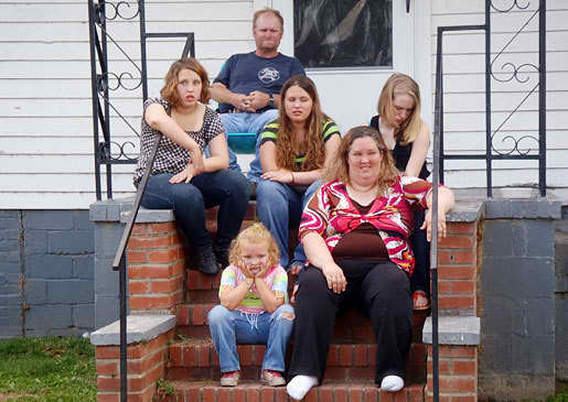 Here Comes Honey Boo Boo Family