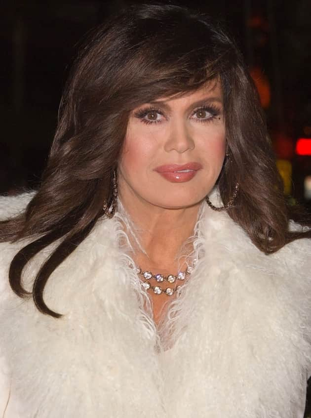 Marie Osmond Plastic Surgery Pic