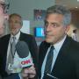 George Clooney Responds to Brangelina Divorce