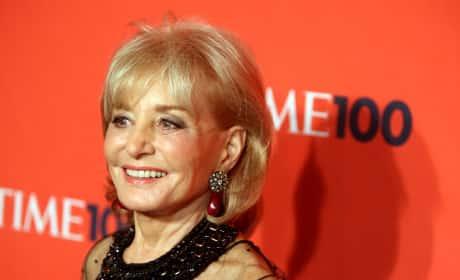 Barbara Walters Time 100 2009 Pic
