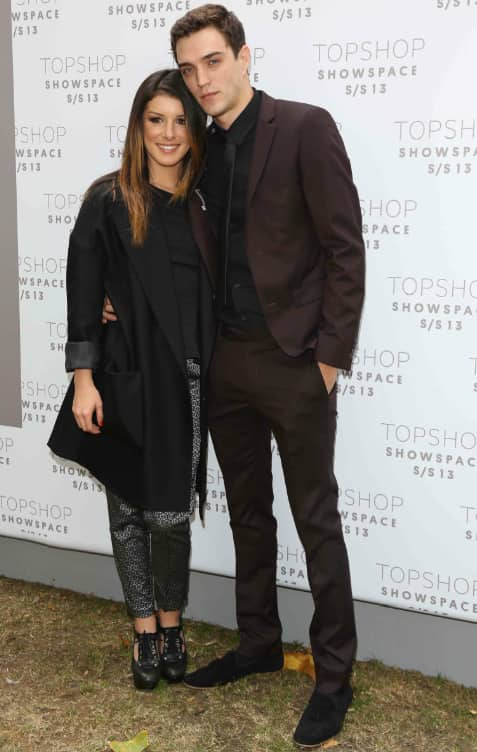 Shenae Grimes and Josh Beech Picture