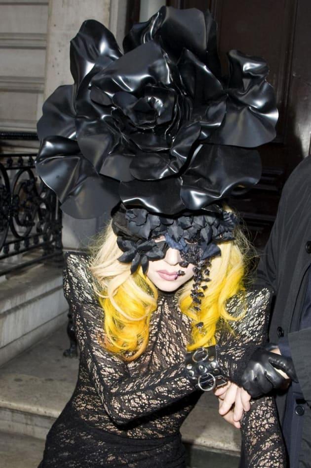 Lady Gaga Retreats