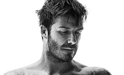 David Beckham H&M Campaign Photos: So. Very. Hot.