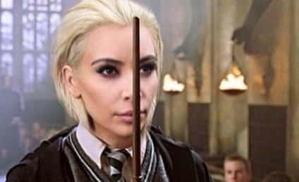 Kim Kardashian Blonde Hair Memes: Keeping Up With House Slytherin!