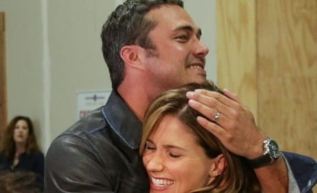 Taylor Kinney Wedding Band Photo