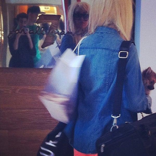 Amanda Bynes, Puppy