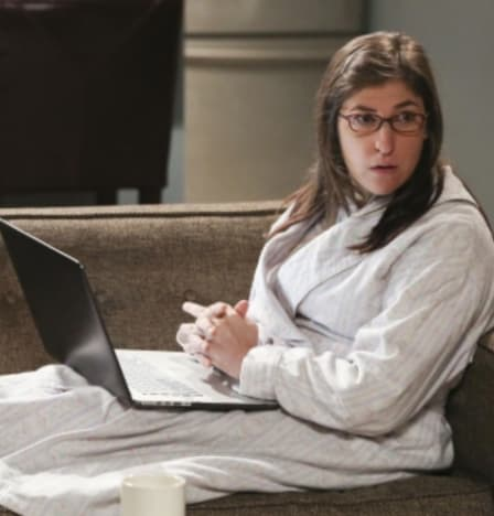 Mayim Bialik on CBS