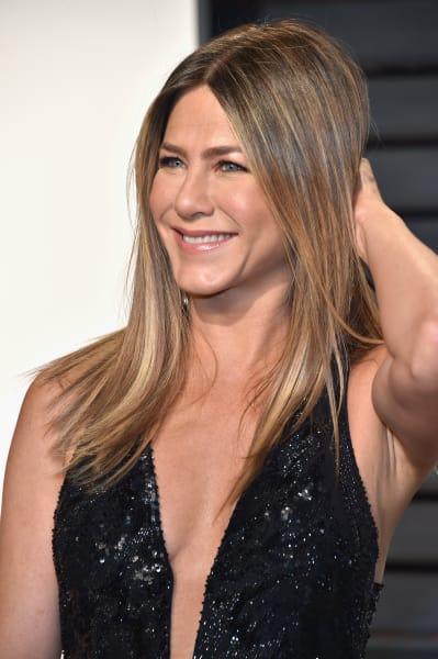 Jennifer Aniston at Vanity Fair Party
