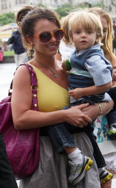 Britney and JJ Picture
