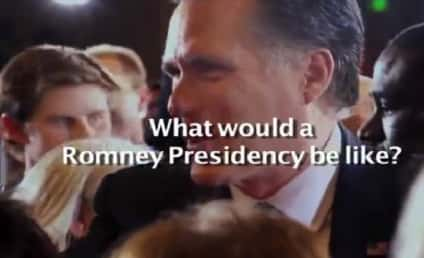 """Mitt Romney """"Day One"""" Ads Preview Presidential Goals"""