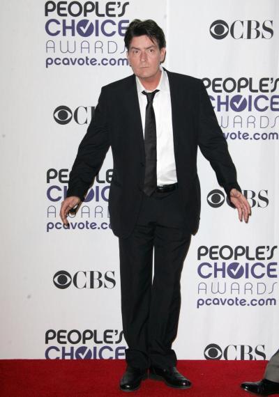 Chuck Sheen Picture