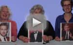 Grandmas Play F-ck, Marry, Kill with Ryan Gosling, Idris Elba and George Clooney