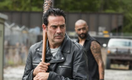 The Walking Dead Season 7 Episode 11 Recap: I Am Negan