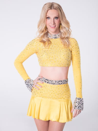 Heather Morris for DWTS