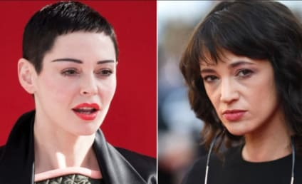 "Rose McGowan: I'm ""Heartbroken"" Over Asia Argento Rape Allegation"