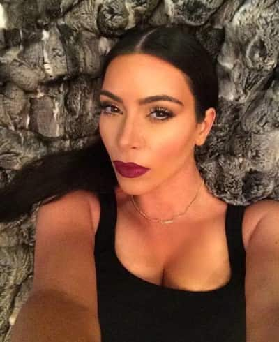 A Kim Kardashian Selfie