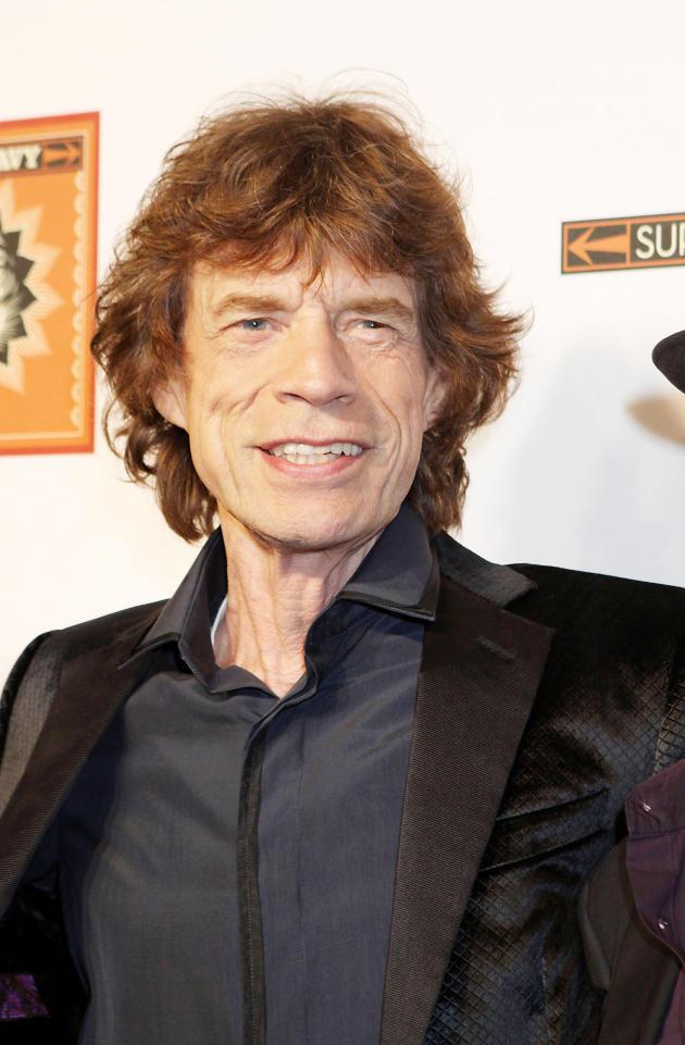 Mick Jagger Pic