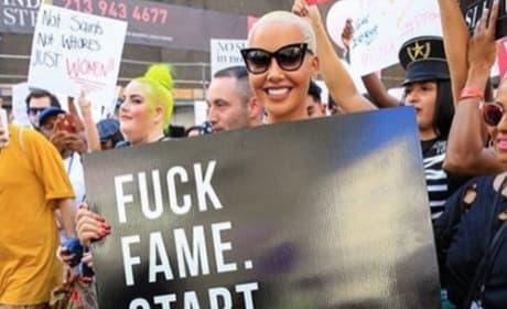 Amber Rose Slut Walks