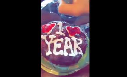 Taylor Swift, Calvin Harris Celebrate 1-Year Anniversary on Instagram!