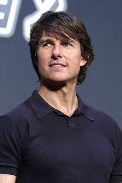Tom Cruise at M:I Premiere