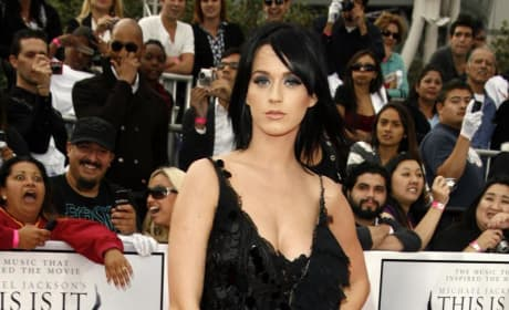 Glam Katy Perry