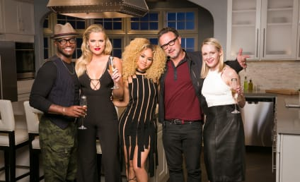 Taye Diggs Appears on Kocktails with Khloe for Some Reason