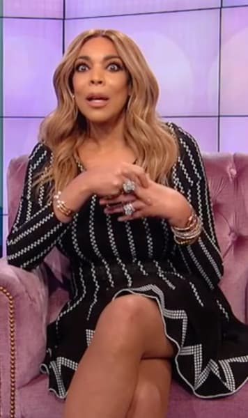 Wendy Williams on Hot Topics