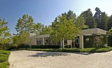 Ryan Seacrest's House