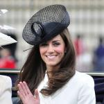 Kate Middleton, Black Hat