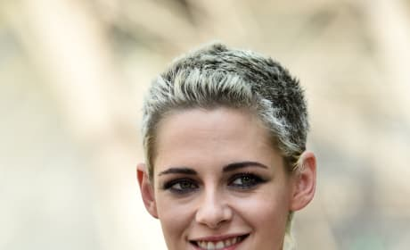 Kristen Stewart During Paris Fashion Week