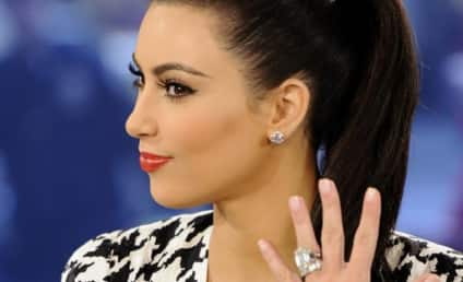 Kim Kardashian Engagement Ring Sells for $749K, Apocalypse Inches Closer