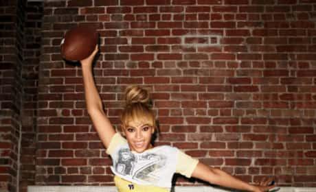 Beyonce Scores!