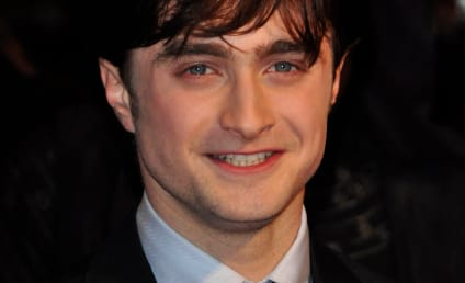 Daniel Radcliffe Brushes Off Nudity, Puns