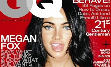 Megan Fox Wants to Talk About Sex