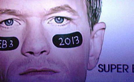 Neil Patrick Harris Super Bowl Ad Still
