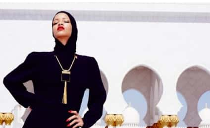 Rihanna Kicked Out of Mosque Over Racy Photos in Abu Dhabi