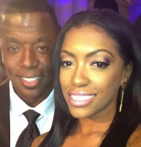 Porsha and Kordell