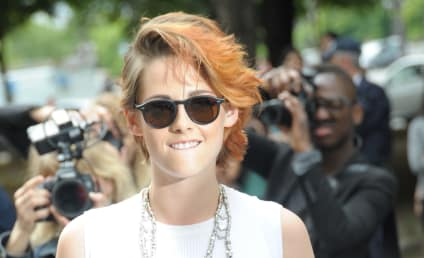 Kristen Stewart Cuts Off Hair: See Her New Look!
